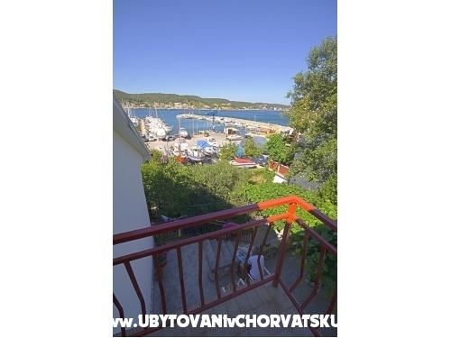 Apartman Smiliana - ostrov Rab Hrvatska