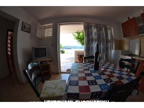 Appartement Kordić - ostrov Rab Croatie