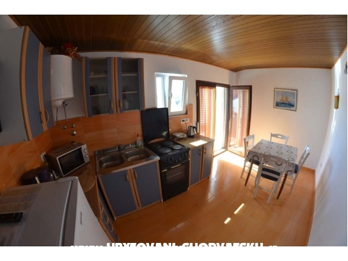 Apartment Kordi� - ostrov Rab Croatia