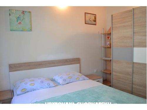 Apartmán Kordić - ostrov Rab Chorvatsko