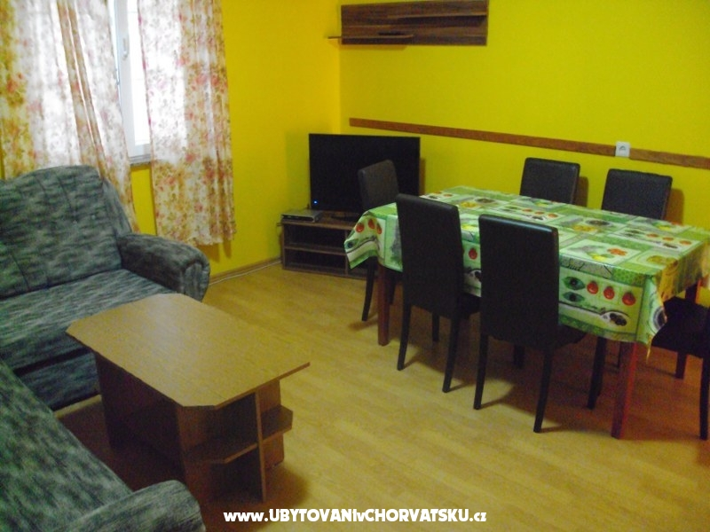 Apartments Ancy - ostrov Rab Croatia
