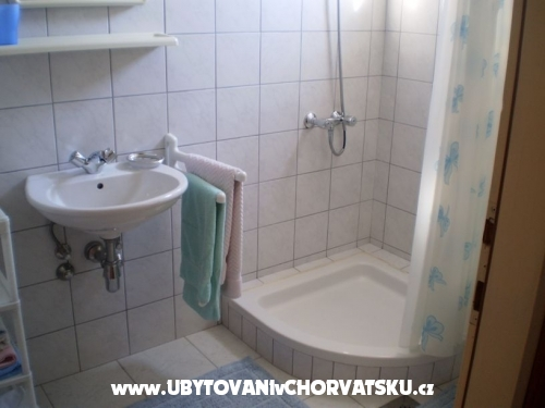 Apartmány Batifogo - ostrov Rab Chorvatsko