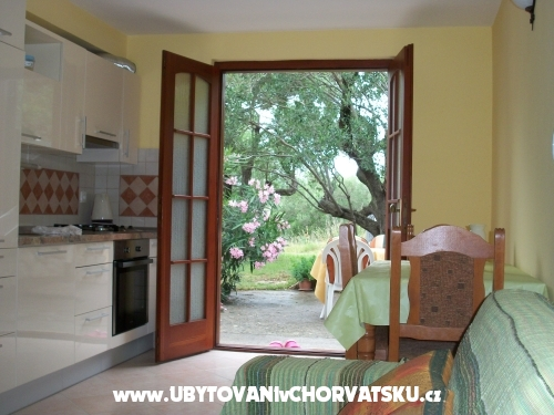 Apartmani Bešić - ostrov Rab Hrvatska