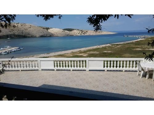 Apartmány Borić - ostrov Rab Chorvatsko