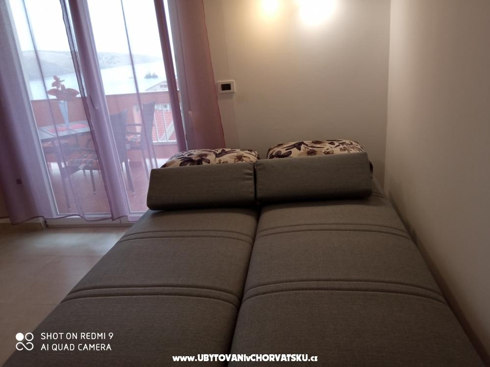 Apartmani Damir - ostrov Rab Hrvatska