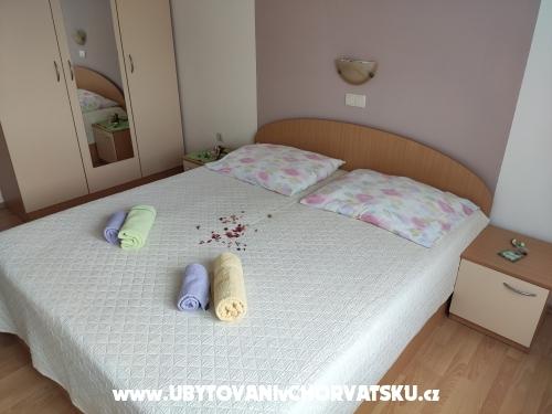 Appartements Damir - ostrov Rab Croatie