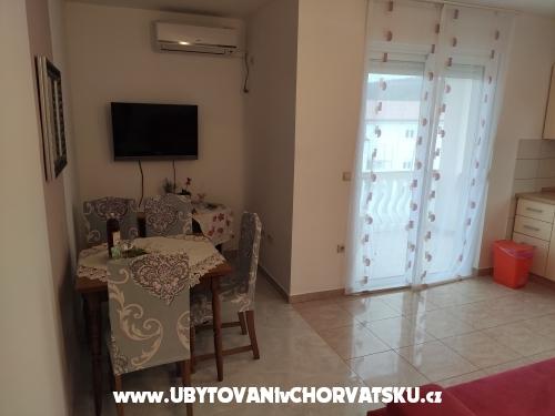 Apartmány Damir-Julija - ostrov Rab Chorvátsko