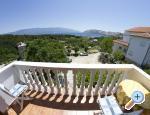 Apartmanok Danica - ostrov Rab Horvátország