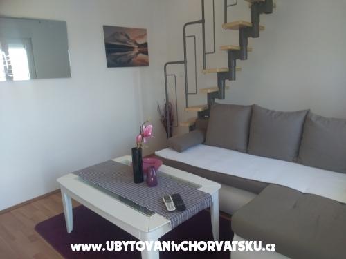 Apartmanok Danijela - ostrov Rab Horvátország