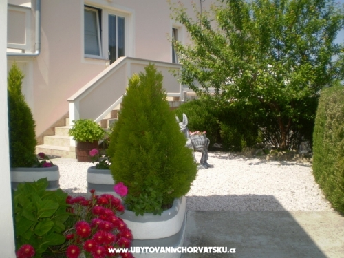 Apartmány Danijela - ostrov Rab Chorvatsko