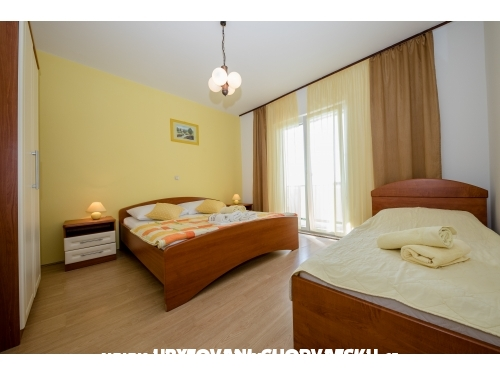 Apartamenty Danijela - ostrov Rab Chorwacja
