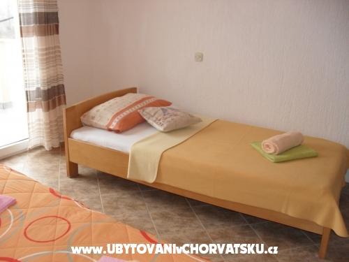 Apartmanok Desanka - ostrov Rab Horvátország