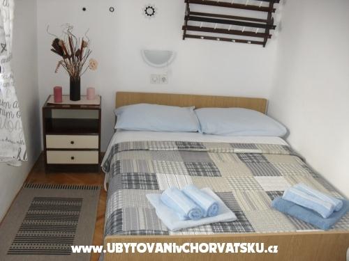 Apartmanok Desanka - ostrov Rab Horv�torsz�g