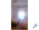 Appartements Deželjin Barbat - ostrov Rab Kroatien