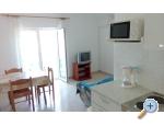 Appartements Duje - ostrov Rab Kroatien
