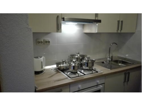 Appartements Dumen�i� - ostrov Rab Croatie