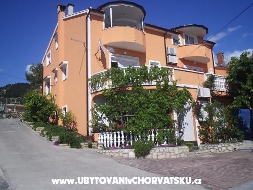 Apartmány Gazdek - ostrov Rab Chorvatsko
