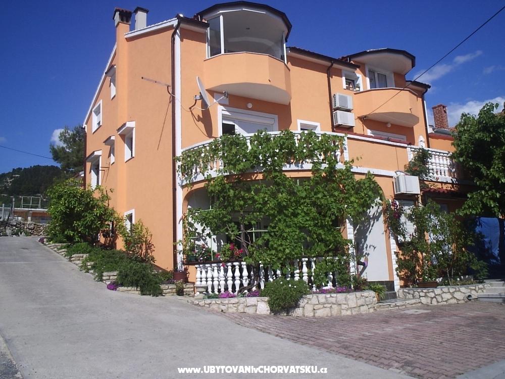 Appartements Gazdek - ostrov Rab Croatie