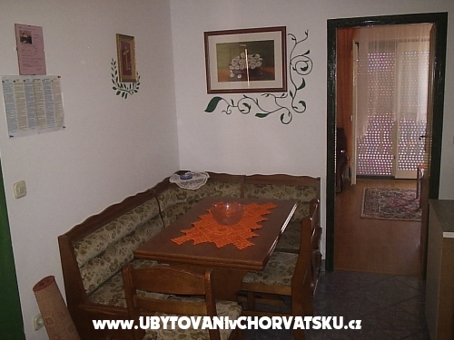Apartmanok Gazdek - ostrov Rab Horvátország