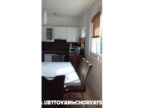 Apartmány Gvačić - ostrov Rab Chorvatsko