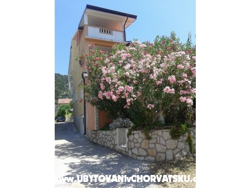 Apartments Hoti� - ostrov Rab Croatia