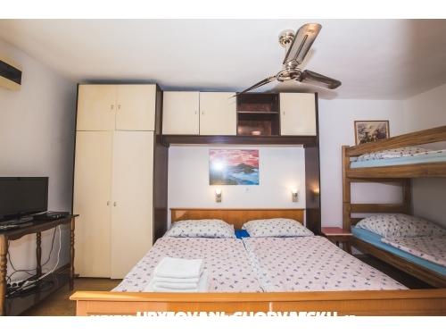Appartements JUG-Lopar - ostrov Rab Kroatien