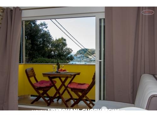 Apartmány Karuzo - ostrov Rab Chorvátsko