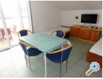 Appartements Mandi� - ostrov Rab Kroatien