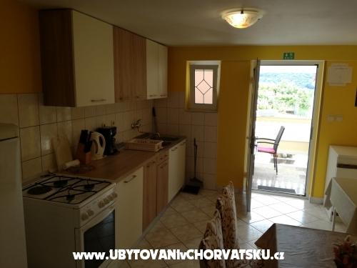 Appartements Matusan - ostrov Rab Kroatien