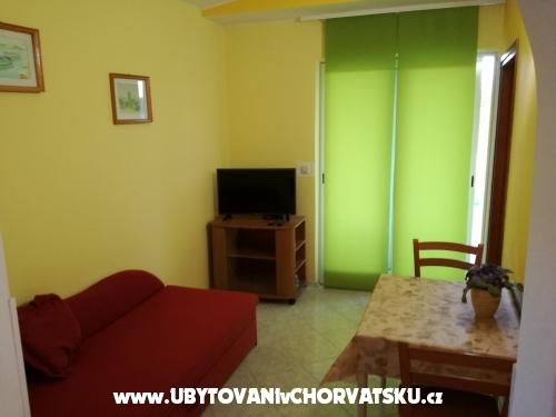 Apartments Matusan - ostrov Rab Croatia