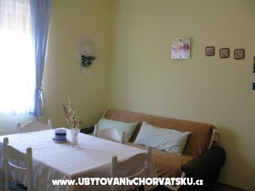 Apartmány Miljenko - ostrov Rab Chorvatsko