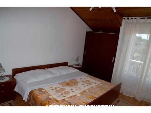 Apartmanok Mira i Nikolina Jaška - ostrov Rab Horvátország