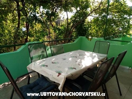 Apartments Mira - ostrov Rab Croatia