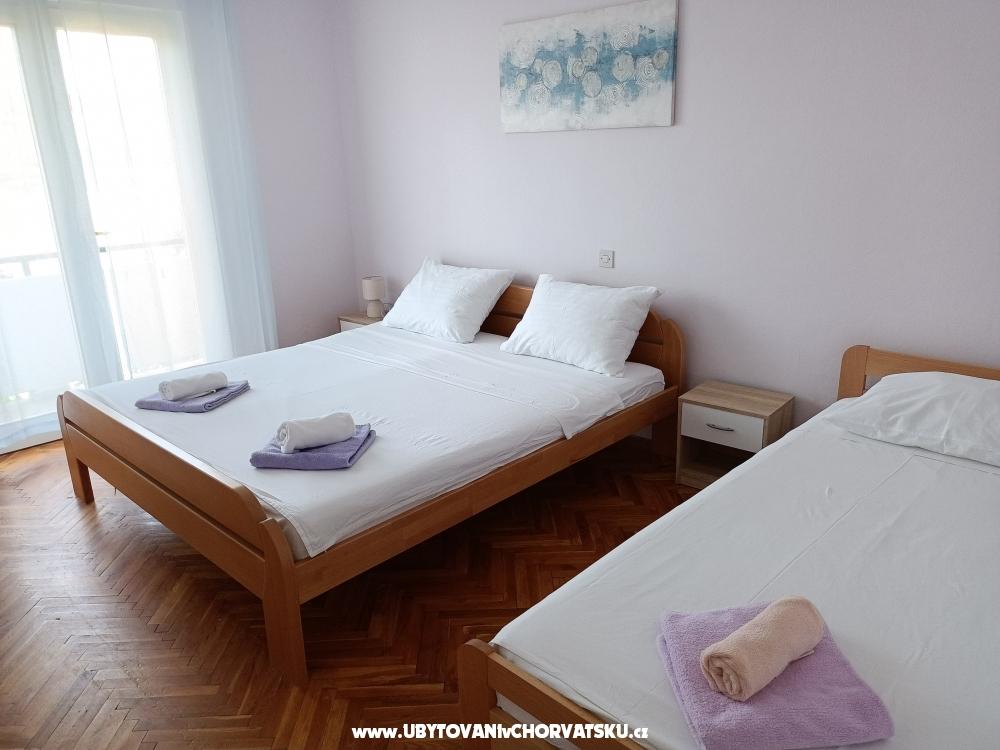 Apartmani Mira - ostrov Rab Hrvatska