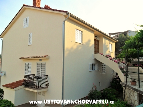 Apartmány Natalija - ostrov Rab Chorvatsko