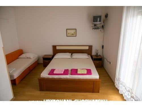 Apartmanok Ostrogović - ostrov Rab Horvátország