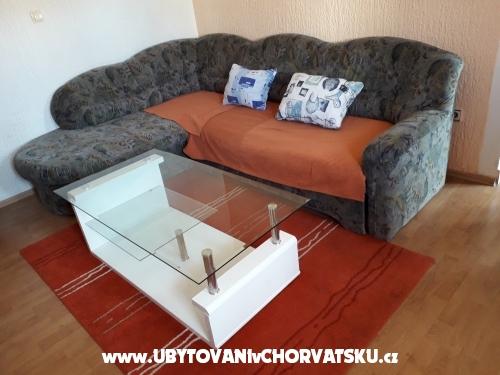 Appartements Rajka - ostrov Rab Croatie