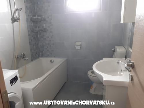 Apartmány Rajka - ostrov Rab Chorvátsko