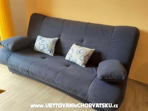 Apartmány Rajka - ostrov Rab Chorvatsko