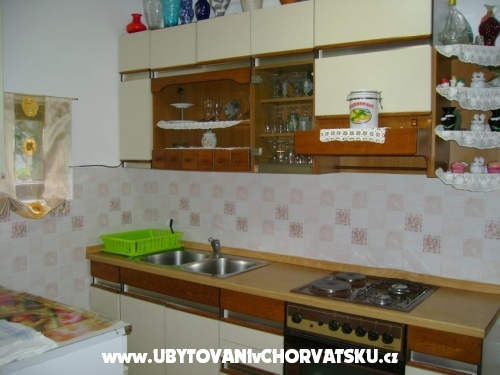 Apartmány Rezikica - ostrov Rab Chorvatsko