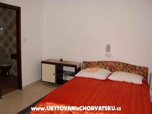 Apartmanok Ruža - ostrov Rab Horvátország