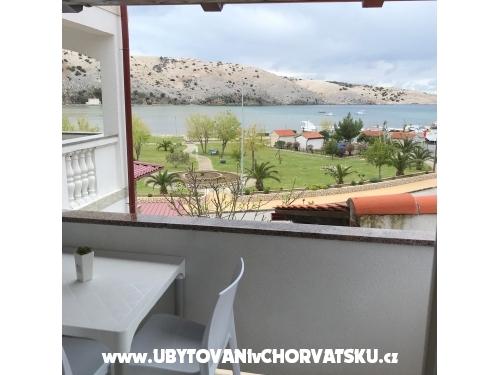 Apartamenty Sandra - ostrov Rab Chorwacja