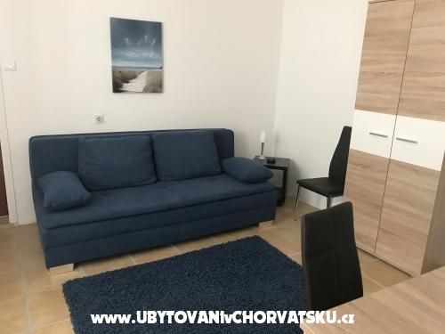 Appartements Španjol - ostrov Rab Croatie