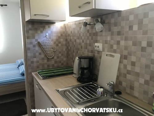 Apartmani Španjol - ostrov Rab Hrvatska