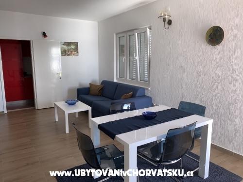 Apartmány Španjol - ostrov Rab Chorvatsko
