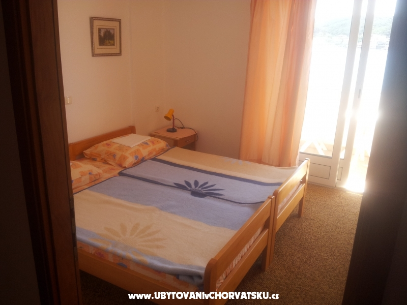 Appartements Supetarska Draga - ostrov Rab Kroatien