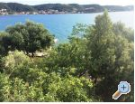 Appartements Supetarska Draga - ostrov Rab Croatie