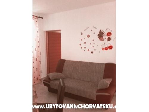 Apartmanok Uranus - ostrov Rab Horvátország