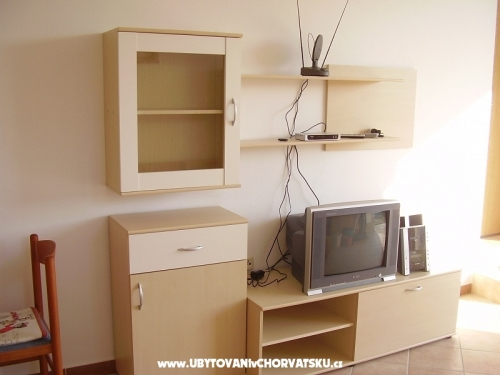 Appartements Vesna - ostrov Rab Croatie