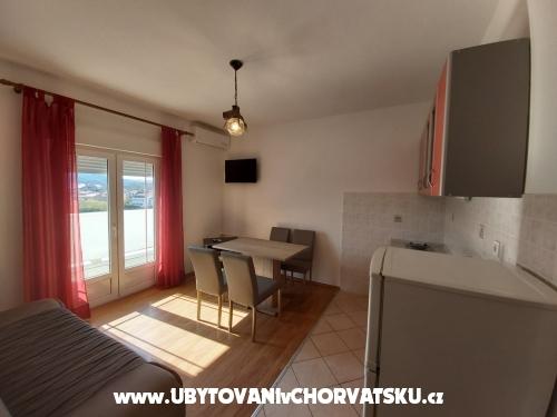 Apartmány Višnja - ostrov Rab Chorvátsko